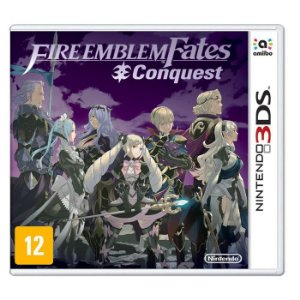 JOGO FIRE EMBLEM FATES CONQUEST Nintendo - 3DS