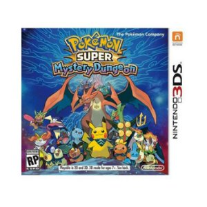 JOGO POKEMON SUPER MYSTERY DUNGEON Nintendo - 3DS