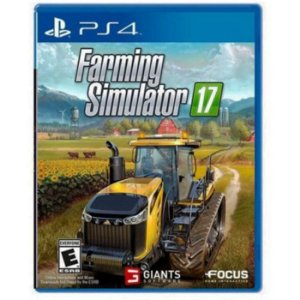 JOGO FARMING SIMULATOR 2017 PS4