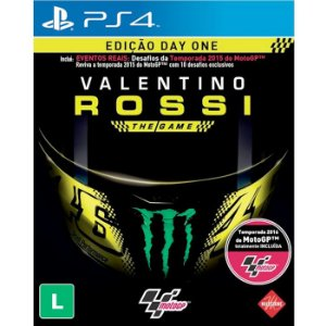 JOGO VALENTINO ROSSI THE GAME PS4