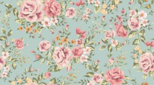 Papel de Parede Adesivo Florais 022
