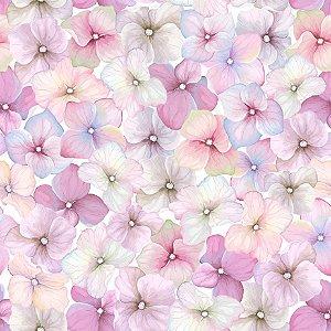 Papel de Parede Adesivo Florais 082