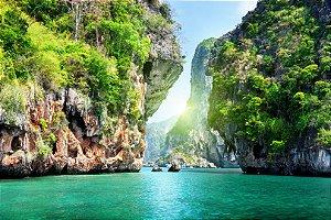"""Painel Fotográfico """"Thailand"""""""