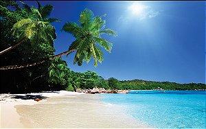 "Painel Fotográfico ""Praia """
