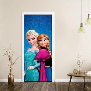 """Adesivo de Porta """"Frozen"""""""