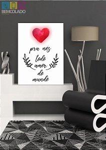 Placa Decorativa Dia dos Namorados 02