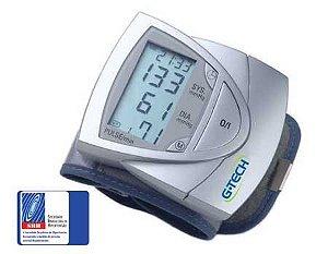 Aparelho de Pressão Digital - De pulso - G-Tech BP3AF1