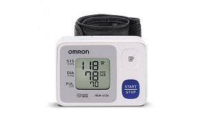 Monitor De Pressao Arterial De Pulso Omron Hem-6124