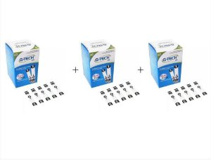 Tiras Para Medir Glicose Free Lite G Tech - KIT C/ 3 CAIXAS