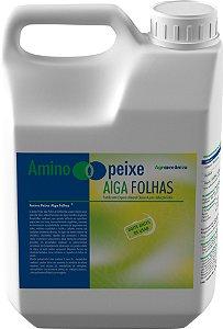 Amino Peixe Alga Folhas 5 litros