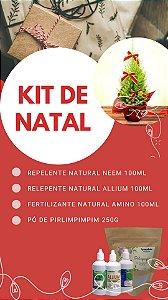 Kit Presente Natal Agrooceanica Home