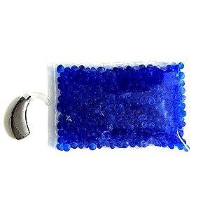 Desumidificador Para Aparelho Auditivo - Refil Sílica Gel Azul