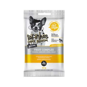 Bifinhos para Cachorro The French Co Super Premium Fruit Complex