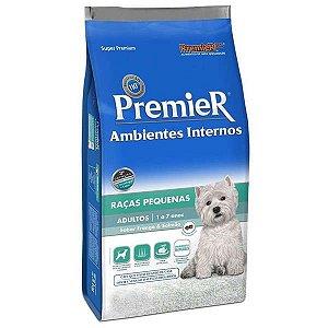 Ração Para Cachorro Premier Raças Pequenas Frango e Salmão 1kg