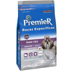Ração Para Cachorro Premier Shih Tzu Frango Adulto 1kg