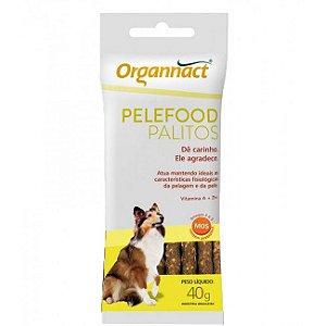 Ossinho Para Cachorro Organnact PeleFood 40g