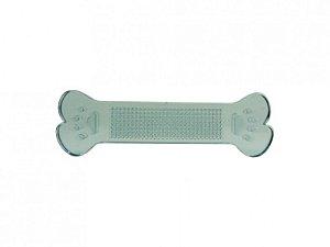Brinquedos Para Cachorro Osso TopBone Furacão Pet Azul Claro P
