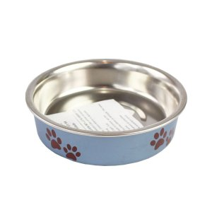 Comedouro Bebedouro Bella Bowl 11cm Loving Pets BlueBerry