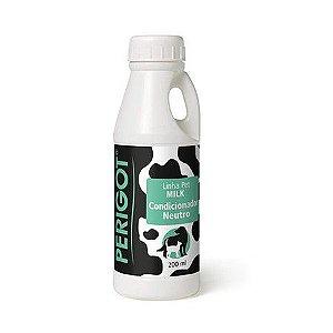 Condicionador Neutro Linha Milk Perigot 200ml