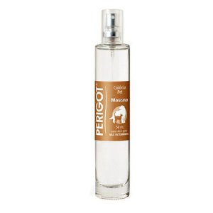 Perfume Colonia Pet Perigot Mascavo 50ml​