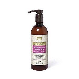 Shampoo Detox Pimenta Rosa e Framboesa Perigot 500ml