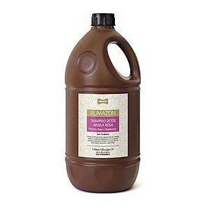 Shampoo Detox Pimenta Rosa e Framboesa Perigot 5L