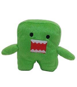 Brinquedos Para Cachorro Pelucia Turma da Mordida Verde Duki