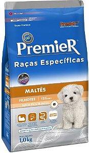 Ração Premier Raças Especificas Filhotes Maltês