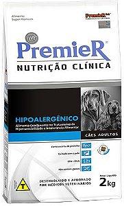 Ração Premier Nutrição Clinica Hipoalergênico
