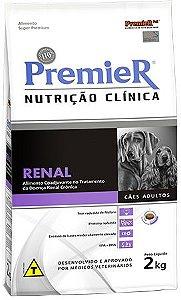 Ração Premier Nutrição Clinica Renal