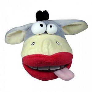 Brinquedos Para Cachorro Mordedor Pelucia Vaca Louca