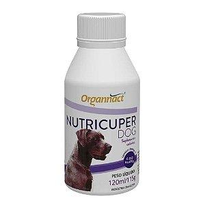 Suplemento Para Cachorro Organnact Nutricuper