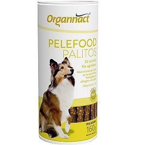 Suplemento Para Cachorro Organnact PeleFood Palitos 160g