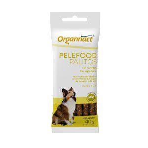Suplemento Para Cachorro Organnact PeleFood Palitos 40g