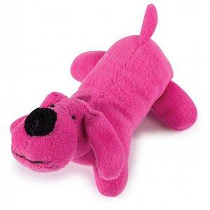 Brinquedo Para Cachorro Mordedor Pelúcia Cachorrinho