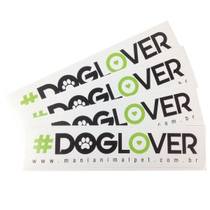 Adesivo ManiAnimal Hashtag Dog Lover