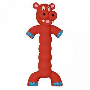 Brinquedo Para Cachorro Mordedor Latex Porco