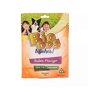 Bifinhos para Cachorro Bio Dog Sabor Frango