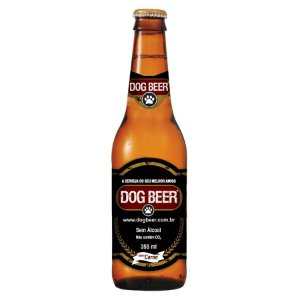 Cerveja para Cachorro Dog Beer Carne