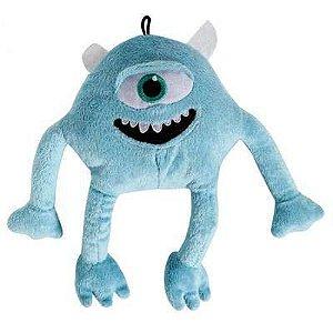 Brinquedos Para Cachorro Mordedor Pelúcia Monstro Azul