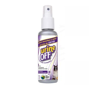 Removedor de Manchas e Odores Urine Off Gatos 118ml