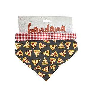 Bandana Para Cachorro Au Diamond Pizza