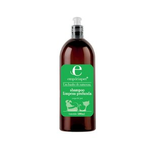 Shampoo Limpeza Profunda Para Pets Emporio Pet 500ml