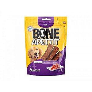 Petisco Bifinho Para Cachorro Bone Apettit Bacon