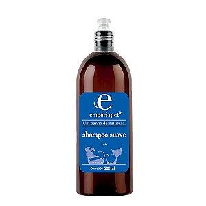 Shampoo Suave Para Pets Emporio Pet 500ml