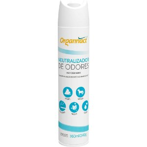 Neutralizador de Odores Organnact 360ml