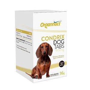 Suplemento Para Cachorro Organnact Condrix Dog Tabs 600mg