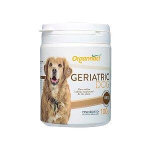 Suplemento Para Cachorro Organnact Geriatric Dog 100g