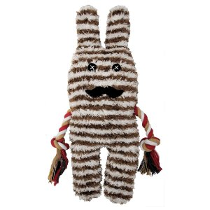 Brinquedos Para Cachorro Pelúcia PatchWork Pet Gus Graybar