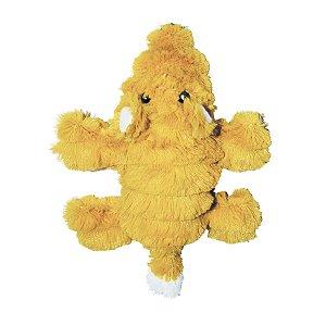 Brinquedos Para Cachorro Pelúcia PatchWork Pet Raposa Pequena